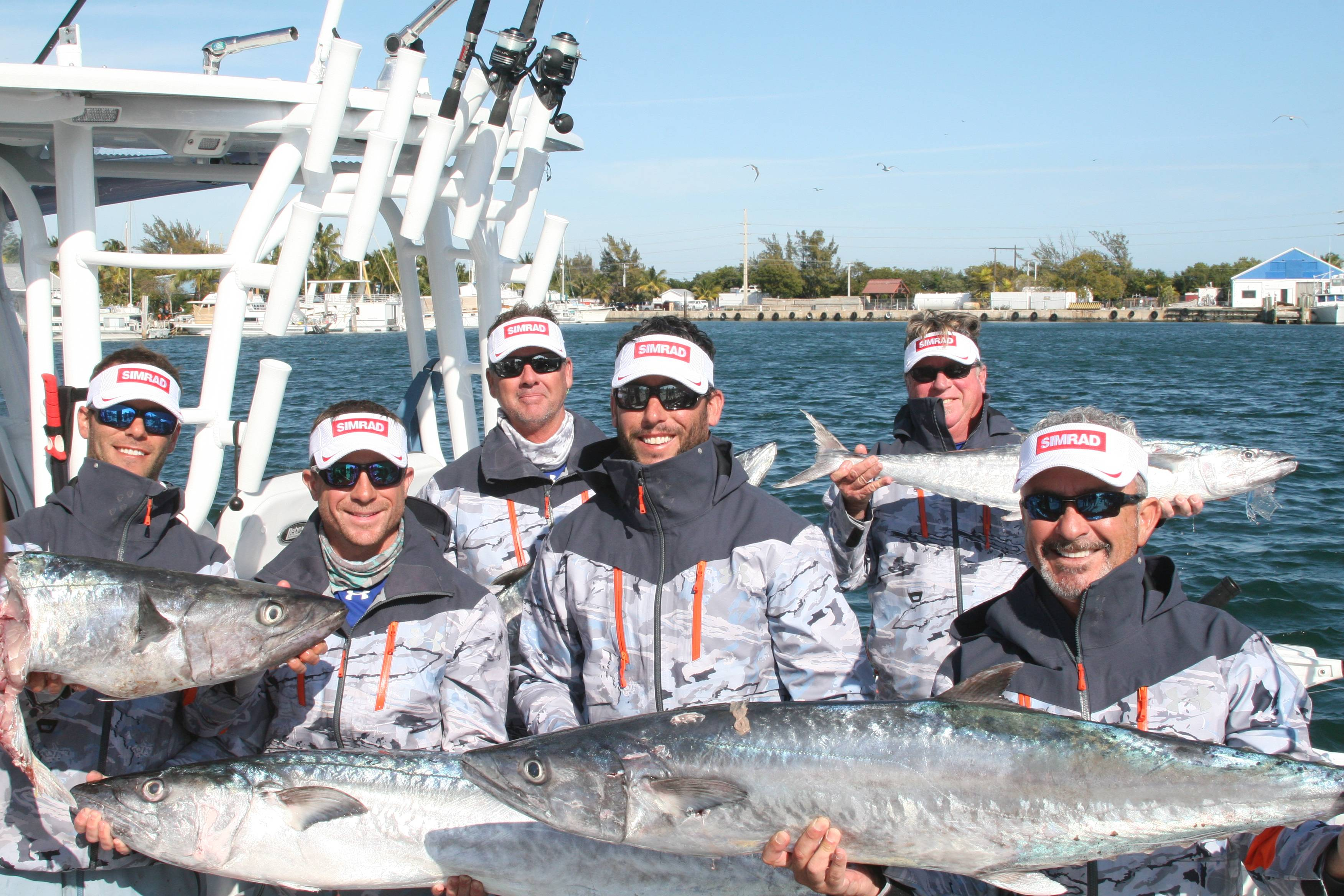 Under armour fishing team wins key west pro event for Under armour fishing