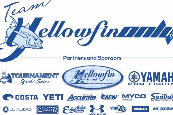 TEAM YELLOWFIN ONLY