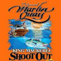 MARLIN QUAY KING MACKEREL SHOOTOUT POINTS